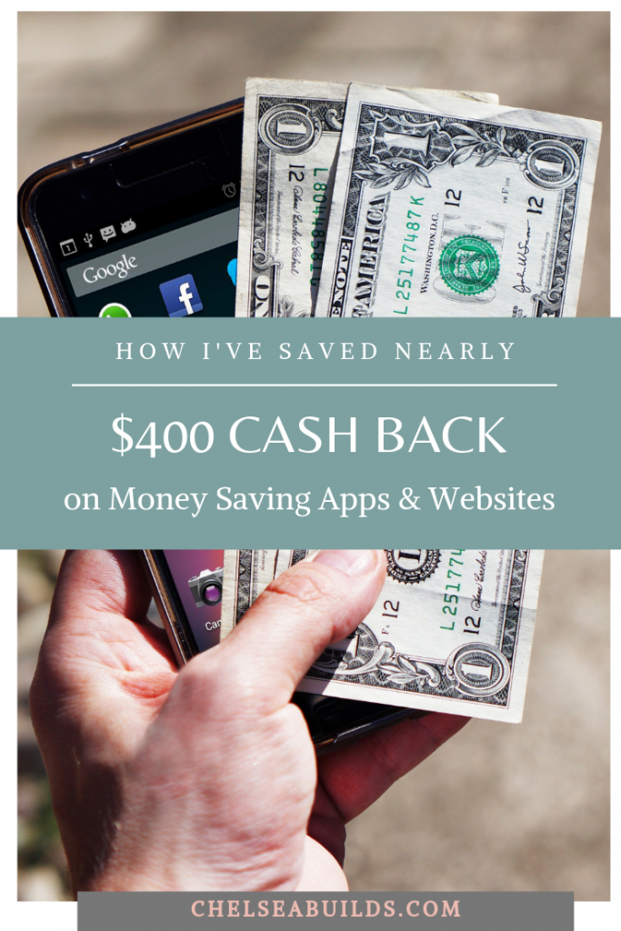 Want to save money every time you shop? Learn what apps and websites I use to earn cashback every time I shop online or in-store. I've earned nearly $400 cashback using the apps and websites in this guide!