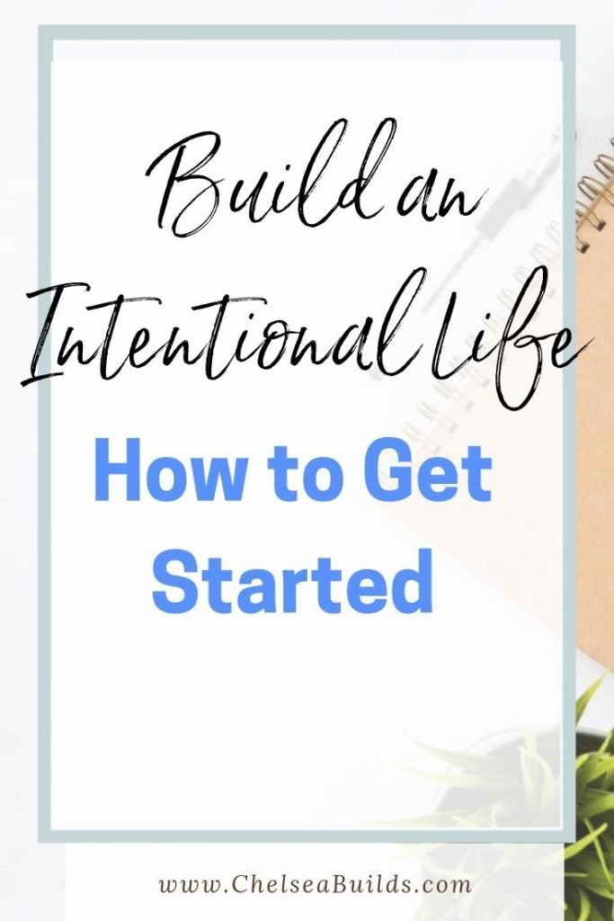What is intentional living and why is it so important? Take these baby steps today toward a more intentional, less chaotic life.