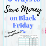 These 5 tips will help you rock those Black Friday deals and save more money this holiday season.